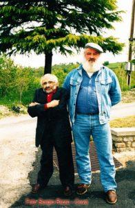 Giuseppe Aimo e Renzo Ghiglia, foto 1 Sergio Rizzo, Ceva-